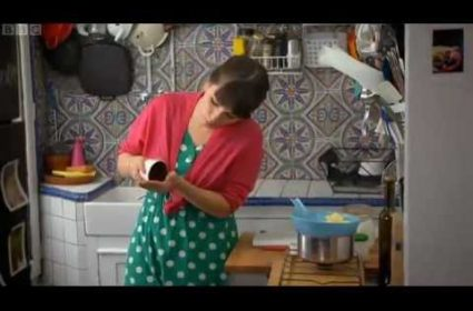 Rachel Khoo Chocolate Lava Cake - The Little Paris Kitchen
