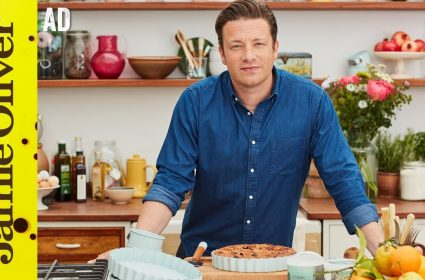 Jamie Oliver's Bakewell Tart Video
