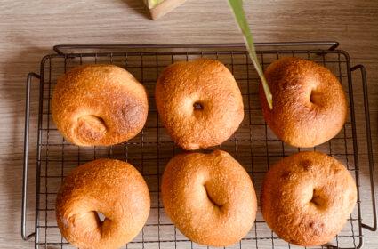 Overnight Bagels Recipe